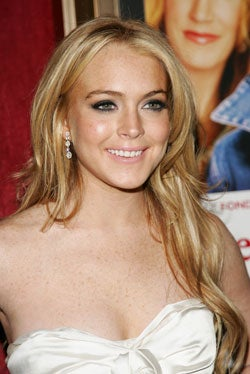 Lindsay Lohan Is Free, Clean & Sober