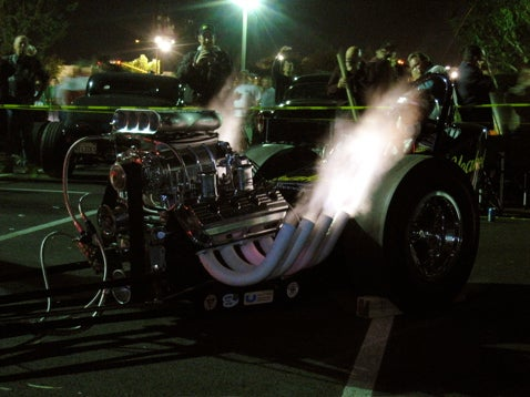 Friday Night Car Show Bakersfield Style