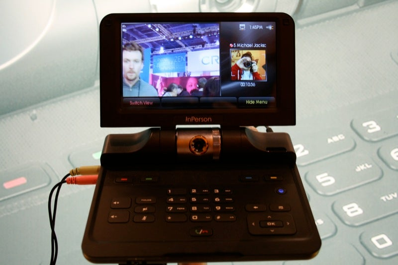 Video Hands On: Creative's inPerson Wi-Fi Video Conferencing Device
