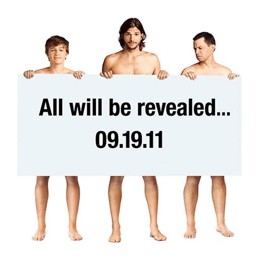 The New Two and a Half Men Promo Is Vaguely Disgusting