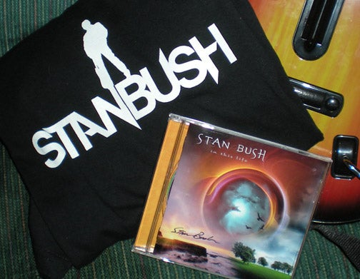 Win Stan Bush Swag If You've Got The Touch
