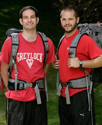 New Amazing Race Couple, Justin & Zev, Has Bizarre Bond
