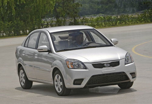 Top Gear USA's Reasonably-Priced Car Is... The Kia Rio