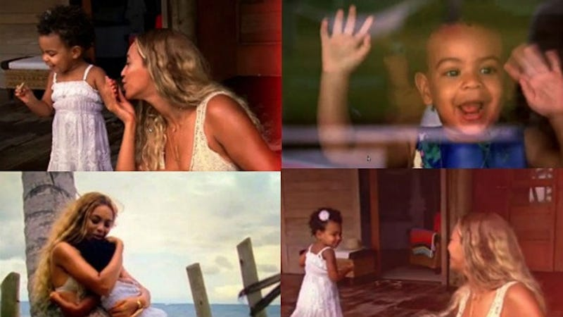 Beyoncé Loves Blue Ivy's Hair, So What's It to You?