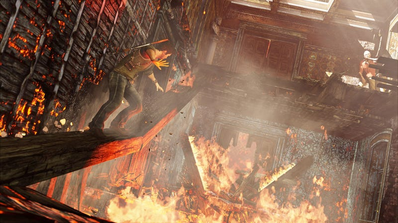 How Uncharted 3 Will Improve Upon A 'Game Of The Year'