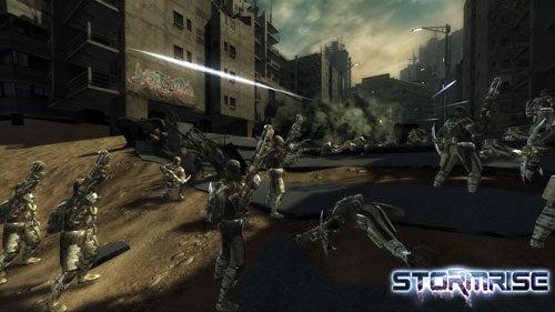 Sega Reveals Console RTS Stormrise