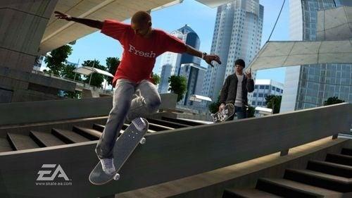 Skate 3 Preview: Peer Pressure Is On