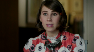 'Girls' recap: on the couch with Hannah.