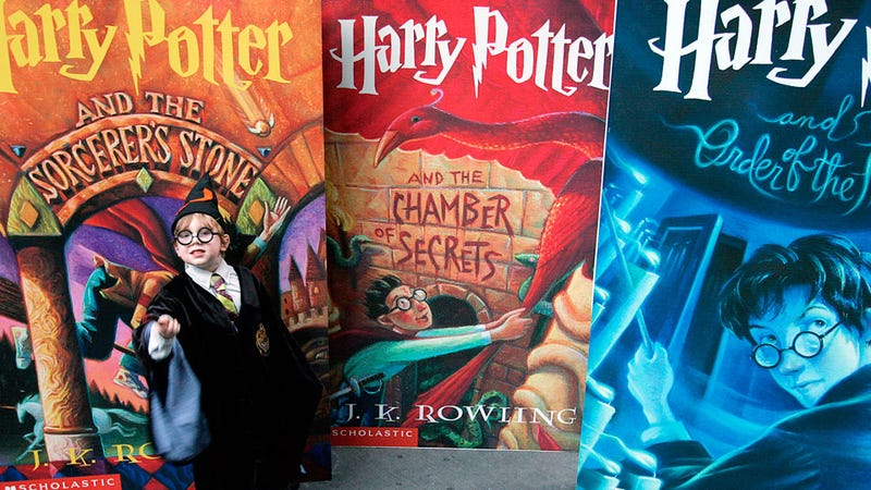 How Harry Potter Changed Publishing