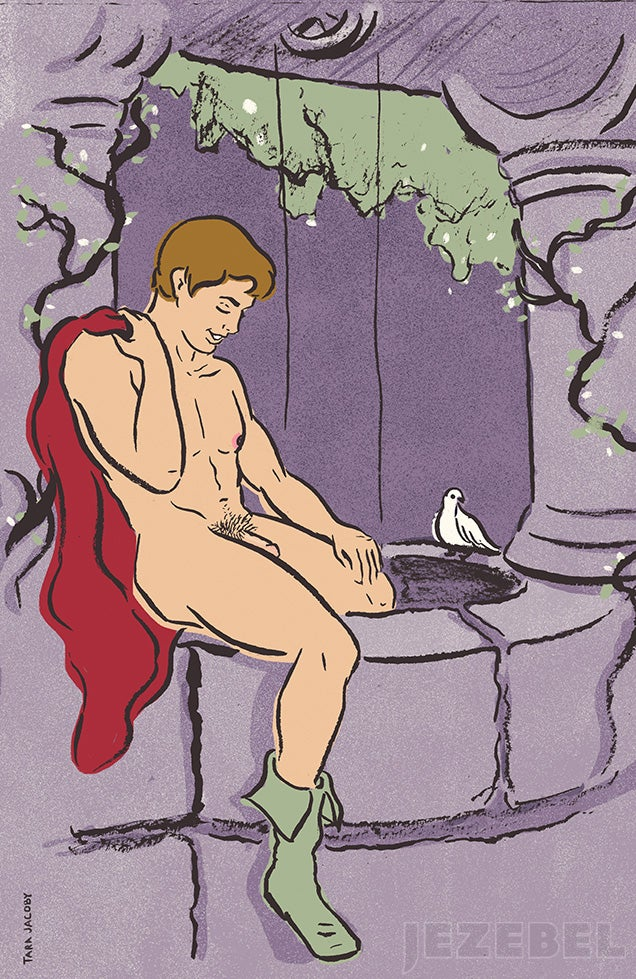 Disney Dudes' Dicks: What Your Favorite Princes Look Like Naked