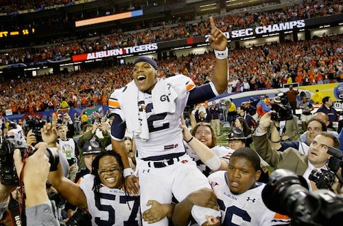 The Rest Of The SEC Needs To Quit Rooting For Auburn