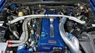 Have an engine bay