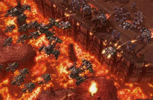 StarCraft II's Zerg, Protoss Campaigns On The Backburner