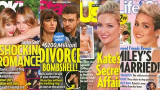 This Week in Tabloids: Taylor Swift & Karlie Kloss in Super Sexy Love