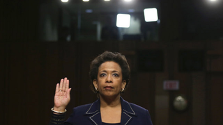 Loretta Lynch Puts On Master Class During Confirmation Hearing​