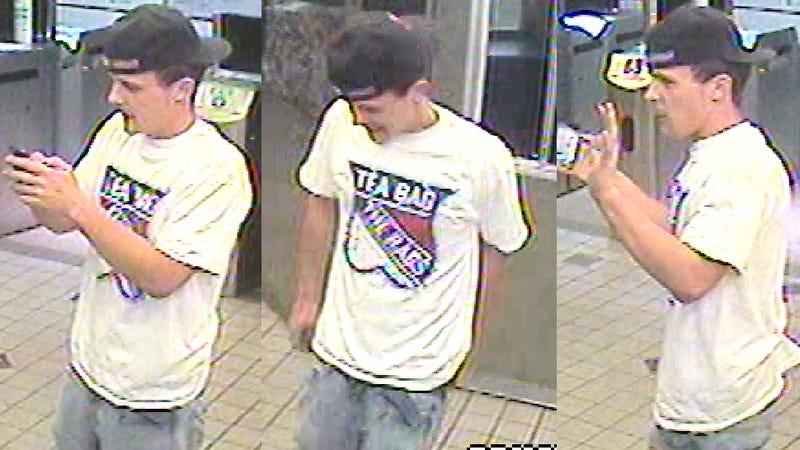 Bro Wearing 'Teabag the Rags' Shirt Accused of Exposing Himself