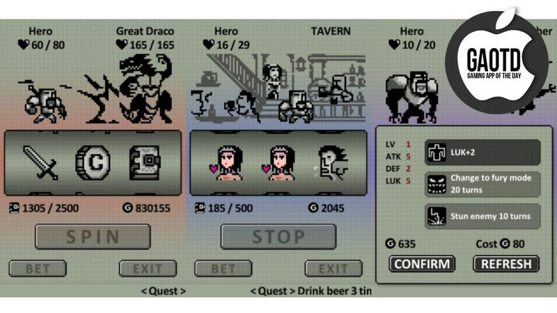 Tower of Fortune Puts a Fresh Spin on Retro Role-Playing