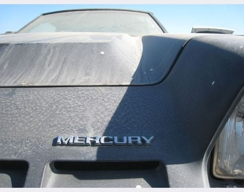 1982 Mercury LN7 Down On The Junkyard