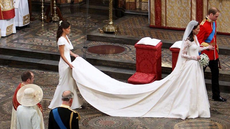 Kate Middleton's Wedding Dress to Be on Display at Buckingham Palace