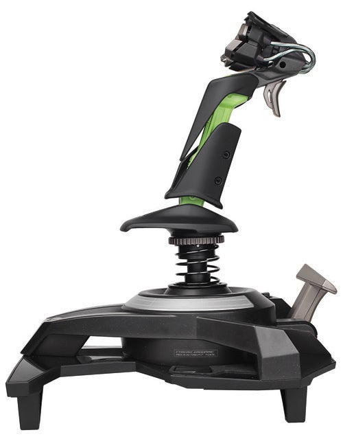 Mad Catz Cyborg F.L.Y. 9 Wireless Flight Stick Is Also My Ideal Robot Penis