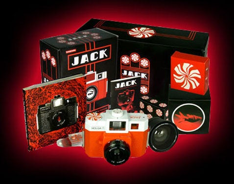 The White Stripes Get Into the Camera Business