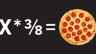 How Many Pizzas Should You Order? The Pizza Equation Will Tell You