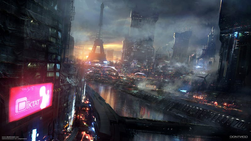 The Best Video Game Concept Art Of 2013*