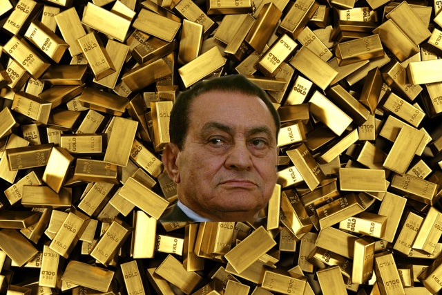 Mubarak Loses Appeal to Keep Stolen Cash