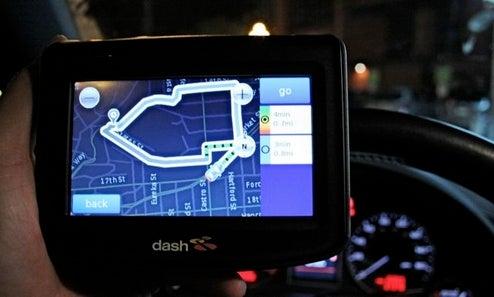 Dash Express GPS Updates Traffic Models, Software Update Coming