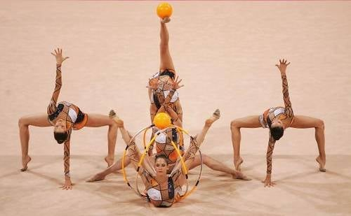 Everything You Never Needed To Know About Rhythmic Gymnastics