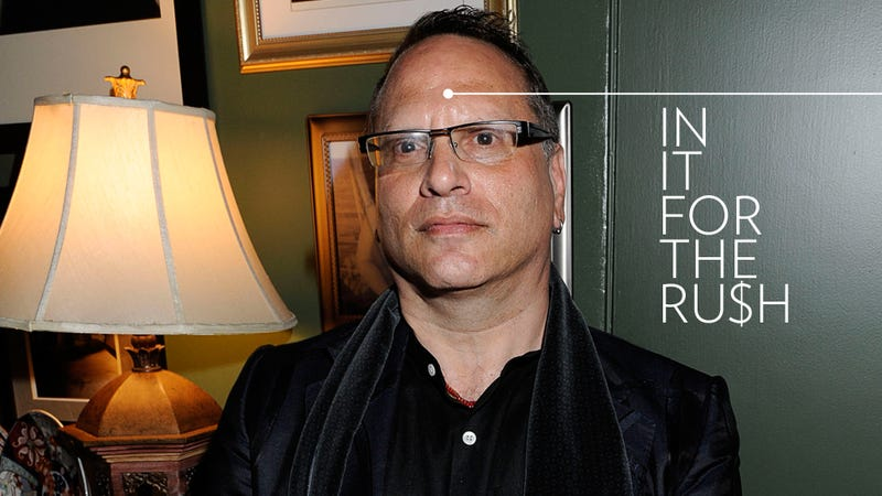 Inside the Twisted Mind of Buzz Bissinger, Straight Male Shopaholic