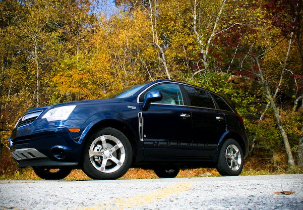 2009 Saturn Vue 2 Mode Hybrid: First Drive