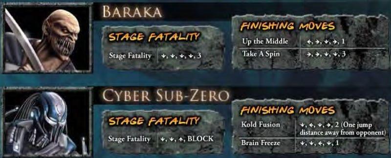 "Error-Riddled Mortal Kombat Guide Won't Get Reprint Due to ""Economics"""
