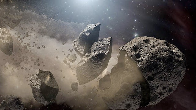 Incoming house-sized asteroid will skim past Earth on Monday