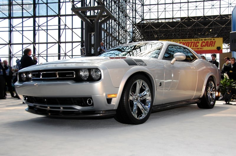 """SMS 570X Challenger: 700 HP With """"Minor"""" Modifications"""
