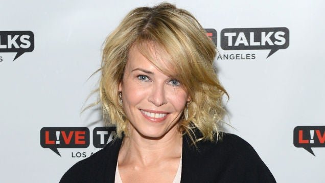 Chelsea Handler Posts Topless Photo to Instagram, Decries Sexism