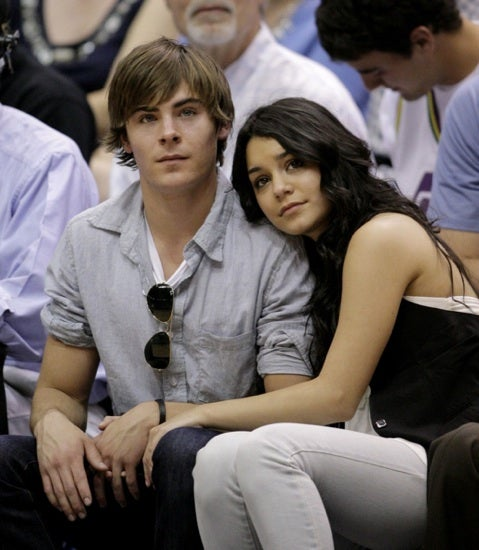 Apocalyptic Zac Efron and Vanessa Hudgens' Engagement: Causing Teens To Spontaneously Combust