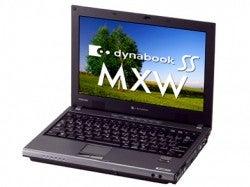 Toshiba Dynabook SS MXW