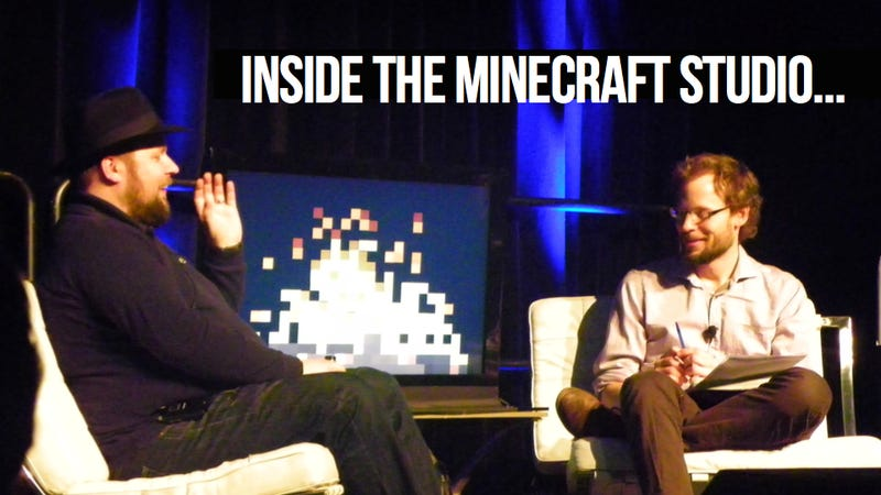 Notch Says He Doesn't Just Change Minecraft Because He Feels Like It