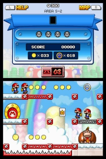 Review: Mario Vs. Donkey Kong: Mini-Land Mayhem Is More Donkey Kong Than 2010's Other Big Donkey Kong Game