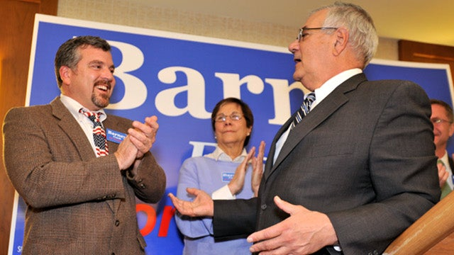 Barney Frank Becomes First Member of Congress to Marry Same-Sex Partner
