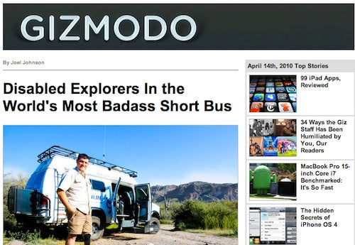 Sign Up For Gizmodo's Newsletter