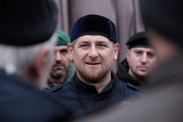 Chechen Leader: Women Must Stop Gossiping About Child Bride