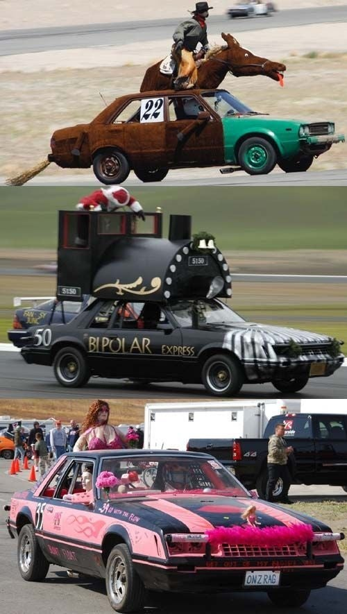 Cast Your Votes For The 24 Hours Of LeMons Wall Of Blame!