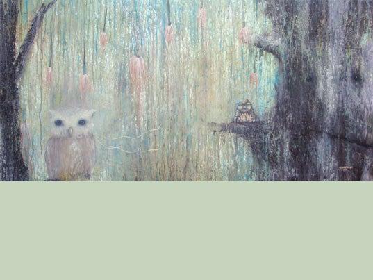 Pop Surrealism In The Artwork of Gloria Muriel