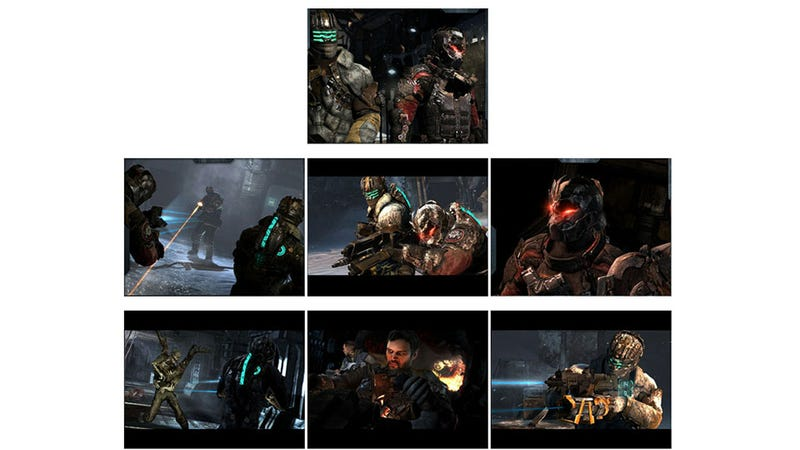 First Dead Space 3 Screenshots Stand Shoulder to Shoulder