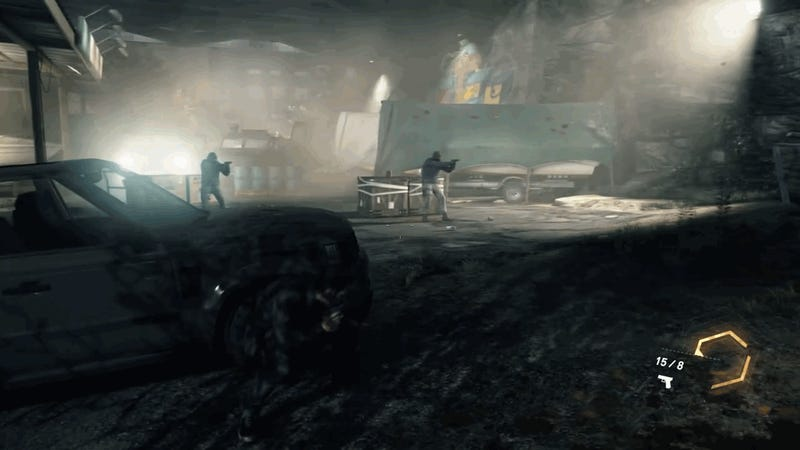 ​The First Real Look at Quantum Break