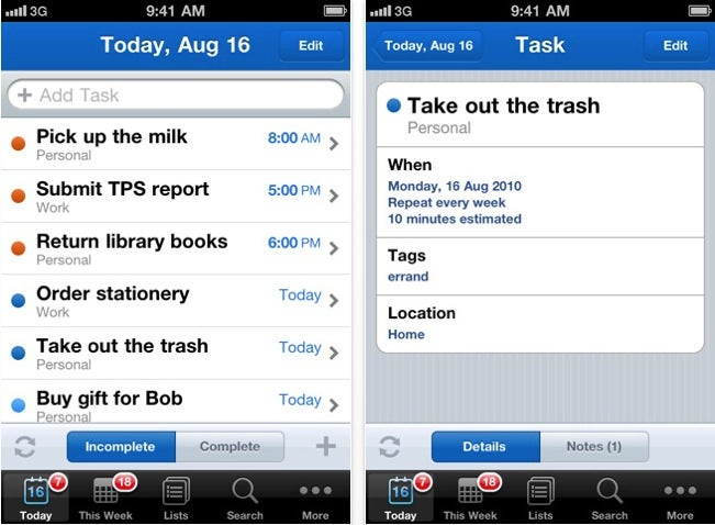 The Best iOS Apps for Forgetful People