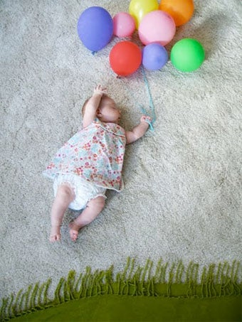 When Babies Dream, They Do So Adorably