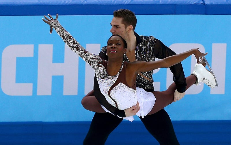 Olympic Figure Skating Pairs: Are They Humping?